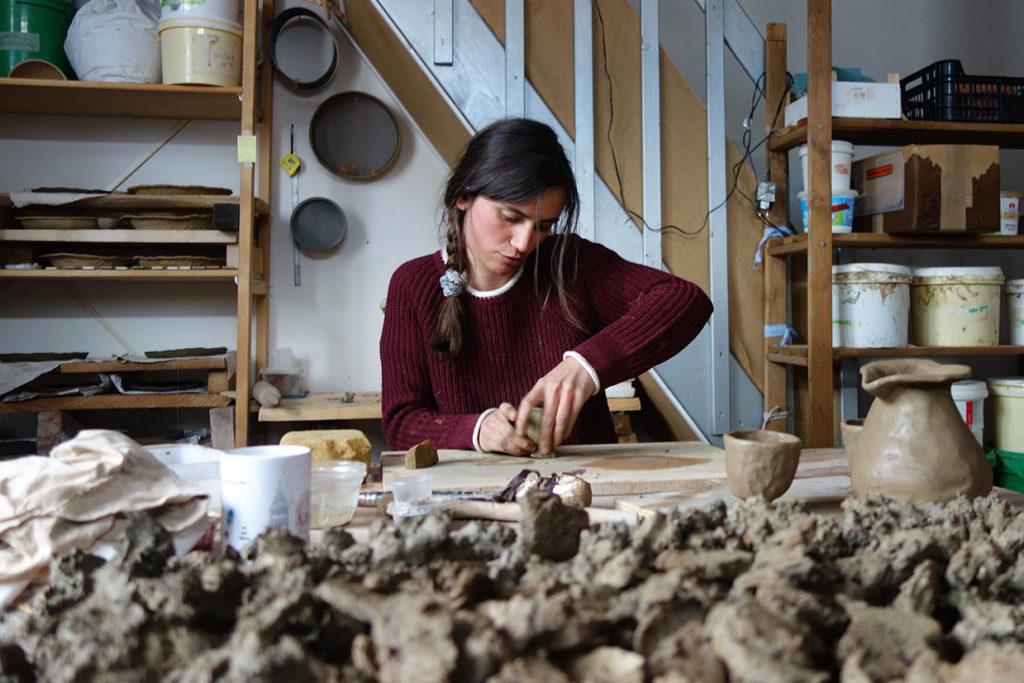 atelier céramique hebdomadaire